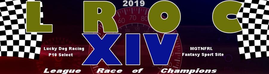 2018 Week 7 Results – Kentucky – LROC XIV: Triple Crown Challenge